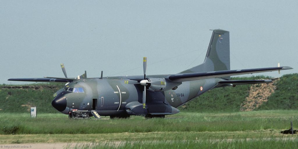 aviationsmilitaires net voir le sujet transall c 160